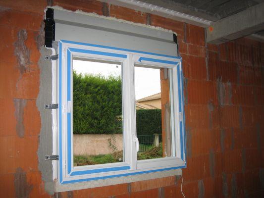 remplacement fenêtres double-vitrage lyon 69
