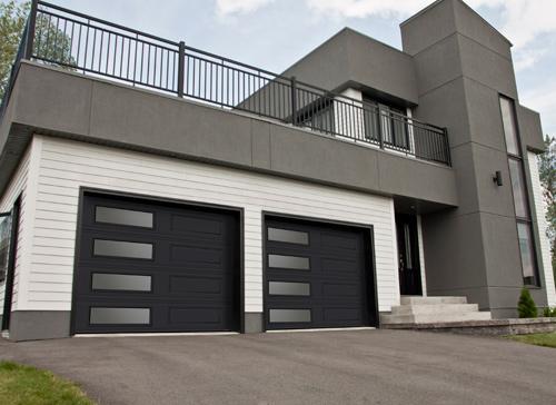 Installation porte de garage double Arbresle 69